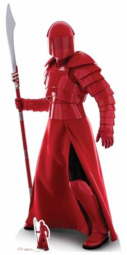 Praetorian Guard (Naginata) (The Last Jedi) Star Wars Pappaufsteller