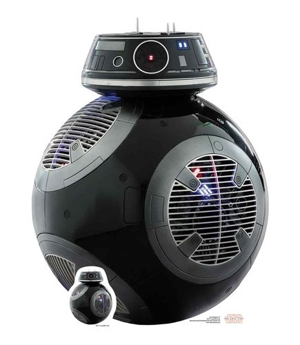BB-9E (The Last Jedi) Star-Mini Star Wars Pappaufsteller