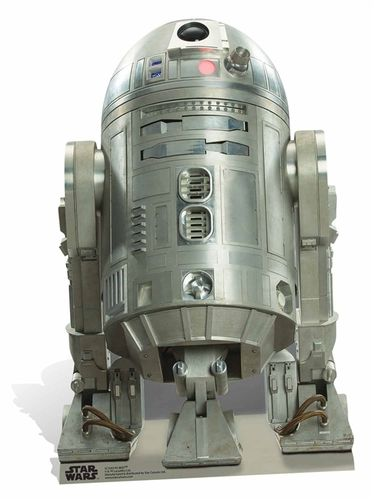 R2-BHD (Rogue One Star Wars) Epic Adventure Droid Pappaufsteller