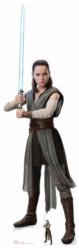 Rey Lightsaber (The Last Jedi) Star Wars Pappaufsteller