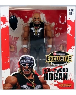 Hollywood Hulk Hogan Red & White - Ringside Exclusive