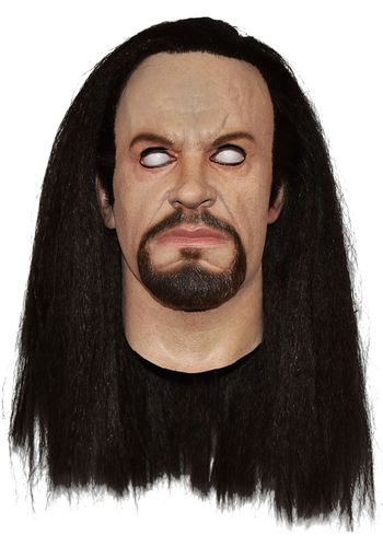 Undertaker mask for adults