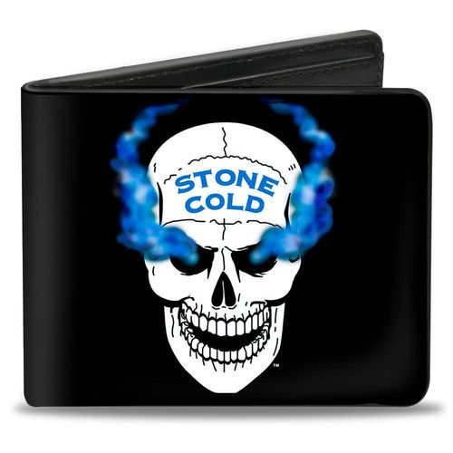 STONE COLD STEVE AUSTIN SMOKING SKULL PURSE