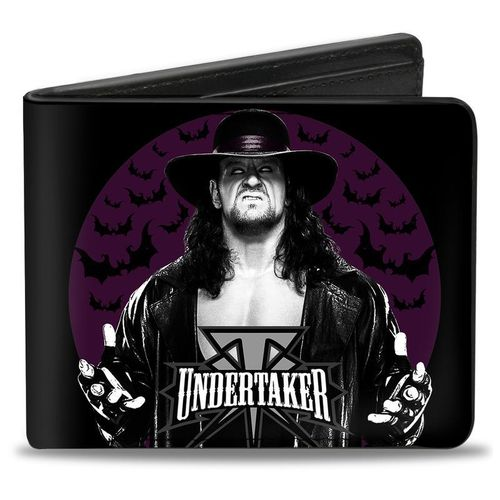 WWE THE UNDERTAKER FULL MOON POSE PURSE