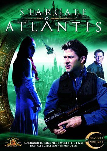 Stargate: Atlantis - Season 1, Volume 1