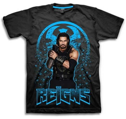 ROMAN REIGNS FIST PUNCH T-Shirt