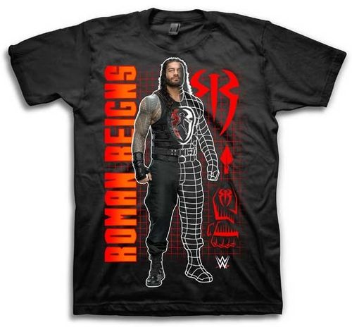 ROMAN REIGNS CYBORG T-Shirt