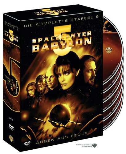 Spacecenter Babylon 5 - Staffel 5 (6 DVDs)
