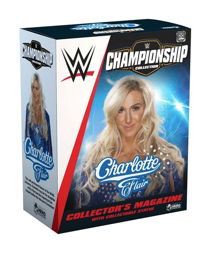 WWE Championship Collection 1/16 Charlotte Flair