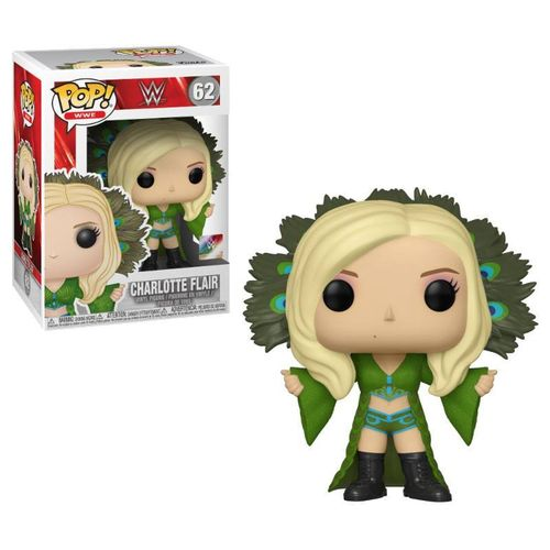 WWE POP! Vinyl Figur Charlotte Flair