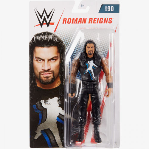 Roman Reigns WWE Mattel BASIC SERIE 90