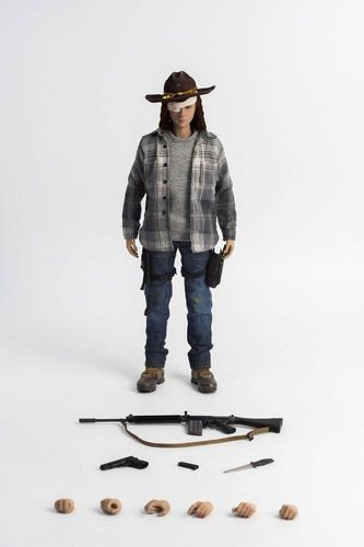 The Walking Dead Actionfigur 16 Carl Grimes