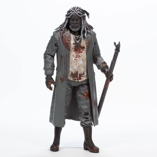 The Walking Dead Actionfigur Ezekiel (Bloody B&W)