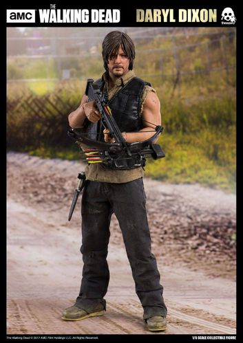 The Walking Dead Actionfigur 1/6 Daryl Dixon