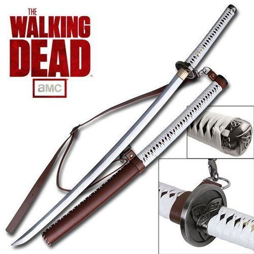 The Walking Dead Replik 1/1 Michonne Katana Deluxe Collectors Edition