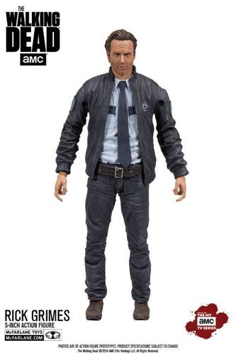 The Walking Dead TV Version Actionfigur Constable Rick Grimes