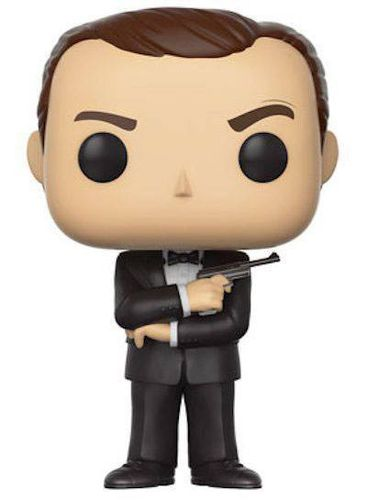 James Bond POP! Movies Vinyl Figur James Bond Dr. No (Sean Connery)