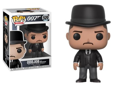 James Bond POP! Movies Vinyl Figur Oddjob