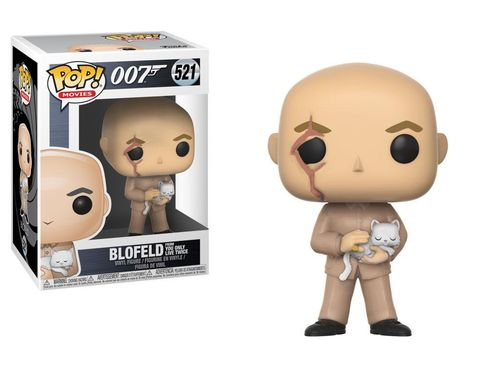 James Bond POP! Movies Vinyl Figur Blofeld