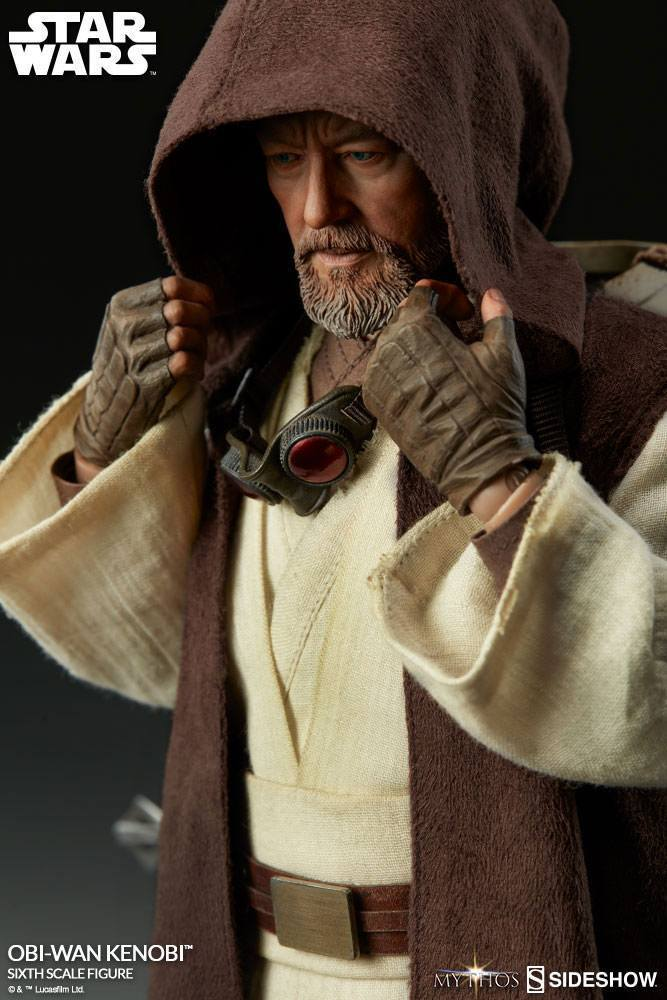 Star Wars Mythos Actionfigur 1/6 Obi-Wan
