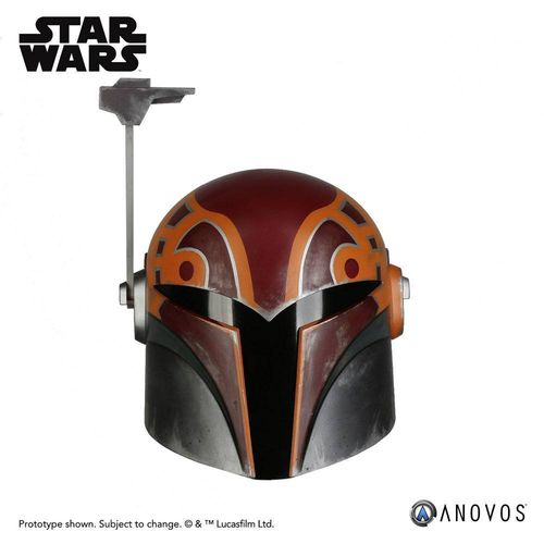 Star Wars Rebels Replik 1/1 Sabine Wren Helm Accessory Ver.