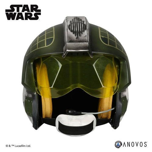 Star Wars Replik 1/1 Gold Leader Rebel Pilot