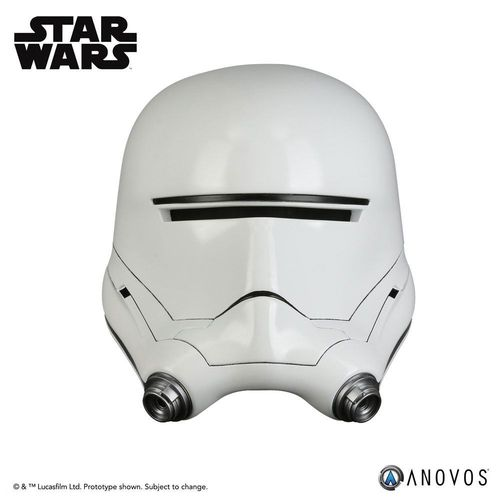 Star Wars Episode VII Replik 1/1 First Order Flametrooper Helm Accessory Ver.