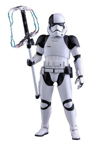 Star Wars Episode VIII Movie Masterpiece Actionfigur 1/6 Executioner Trooper