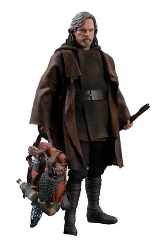 Star Wars Episode VIII Movie Masterpiece Actionfigur 1/6 Luke Skywalker Deluxe Version