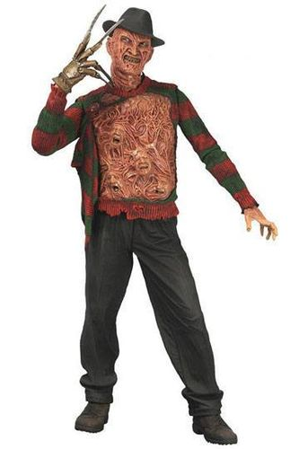 Nightmare On Elm Street 3 Actionfigur Ultimate Freddy 18 cm