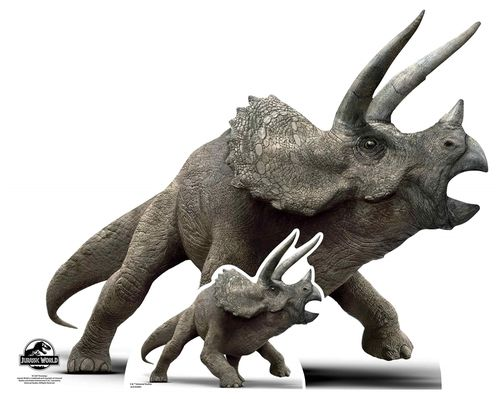 Official Jurassic World Triceratops Dinosaurier