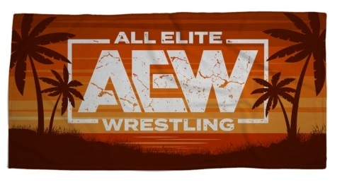 AEW Beach Towel