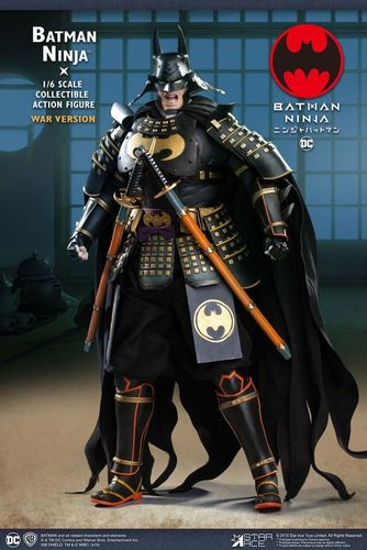 Batman Ninja My Favourite Movie Actionfigur 1/6 Batman Ninja Deluxe Ver. 30 cm