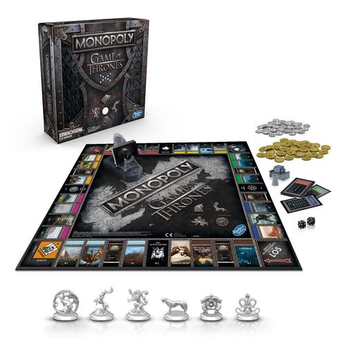 Game of Thrones Brettspiel Monopoly
